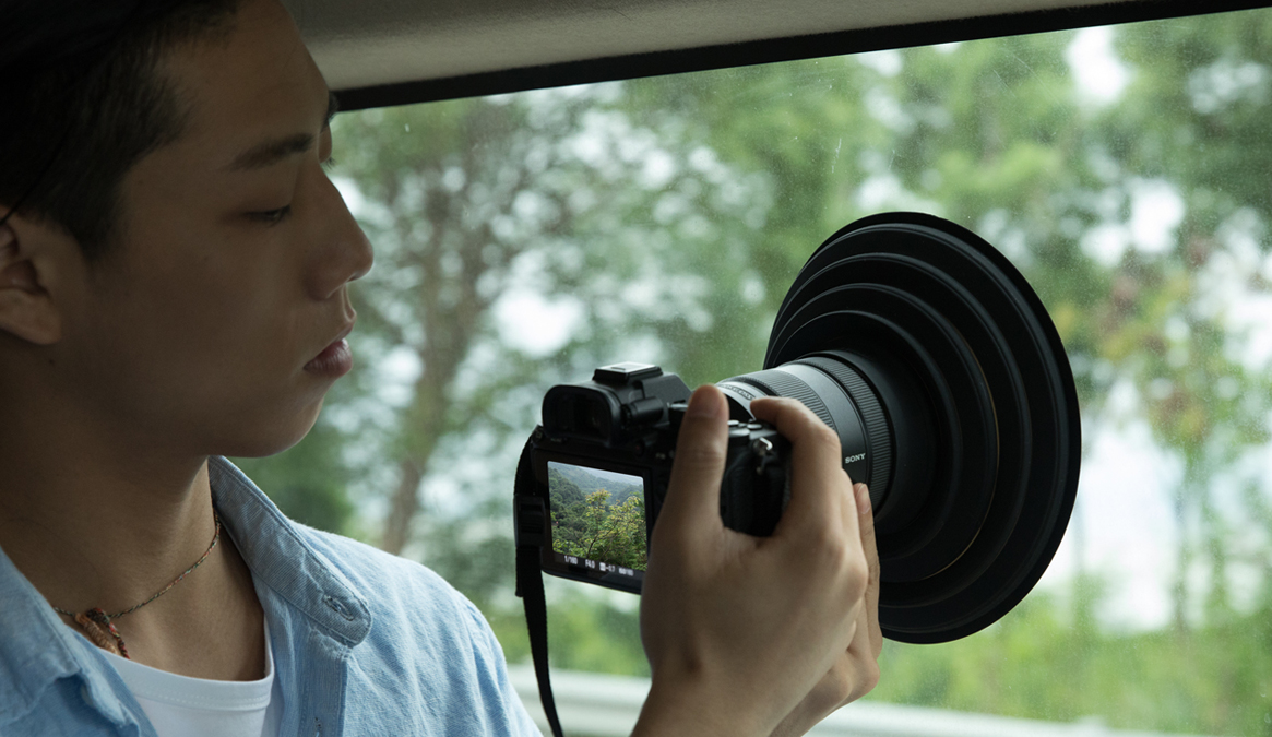 What is the Lens Hood?